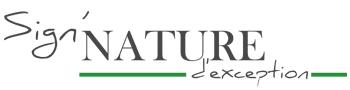 Sign'Nature - Couleurs et Matières