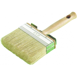 Brosse plate rectangulaire